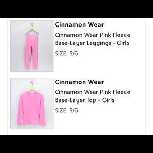 Cinnamon Wear